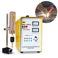 Portable EDM Spark Eroder Tap Removal Machine Remove Broken Bolt Drill M2-M48