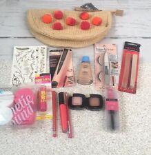 L'Oréal Maybelline Makeup Bundle Mascara Foundation Lip Stick Color Eyeshadow