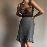 Intimissimi Camisole Brown Transparent M Sleepwear/ Undershirt Intimates /sleep