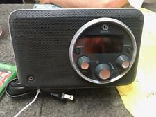 Boston Acoustics Horizon Solo Clock Radio AM/FM /Aux