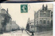 CP 02 Aisne - Vervins - Rue de Guise