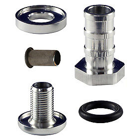 Revotec 13mm Self Sealing Hose Fitting Take Off Push Fitting (SST13K)