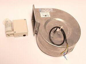 EBM Pabst Lüfter Blower G2E160-AD-01-01 Radiallüfter Ventilator , 2150/2600U/min
