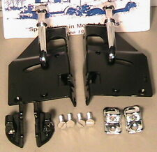 1928-Early 1929 Model A Ford Roadster and Roadster Pickup Deluxe Door Latch Set