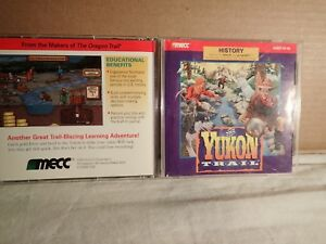 The Learning Company The Yukon Trail for PC, Mac (5 User/s) Game only, fast ship