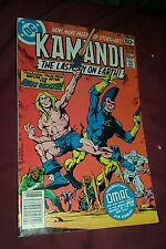DC Kamandi the Last Boy on Earth # 59  Vg/fn LAST ISSUE Oct 1978 Comic Book