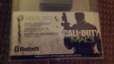 limited Edition Xbox 360 Call of Duty Bluetooth