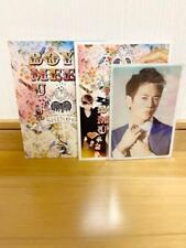 SHINee Boys Meet U Japan First Limited CD+DVD+With the benefits of Minho Free Sh