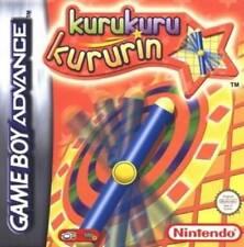 Kuru Kuru Kururin - game boy advance