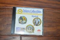 DAKOTA COLLECTIBLES MYSTICAL Embroidery Design Collection CD 20 Designs 970193