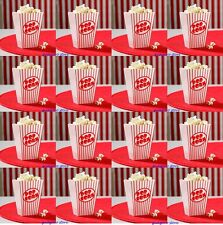 16 Popcorn Treat Goody Boxes Birthday Favor Bag Fillers Party Supply Movie Kids