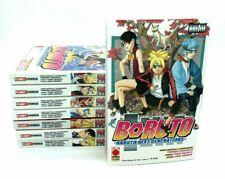 Boruto 1/8 Serie Completa - Planet Manga Panini Comics ITALIANO NUOVO #MYCOMICS