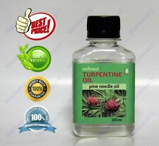 Turpentine purified, turpentine oil 100% (Highest grade) Best price!!!