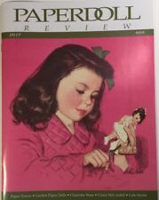 Paperdoll Review Magazine Issue #68, 2017-Paper Towns,Gale Storm,Garden Pds,etc
