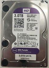 """3TB WD Purple WD30PURX Hard Drive 3.5"""" SATA WARRANTY"""