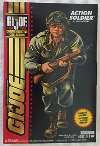 G.I. JOE 30TH ANNIVERSARY ACTION SOLDIER U.S. ARMY INFANTRY