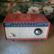 RADIO A VALVOLE PHILIPS ITALIA 1960 Vintage