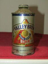 Valley Brew Special Export Beer cone top beer can Eldorado Brewing Stockton Ca