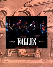 Eagles 1996 Hell Freezes Over Uk Tour Concert Program Book / Booklet / Vg 2 Nmt