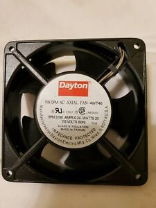 Dayton AC Axial Fan 4WT46 New