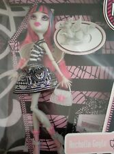 Rochelle goyle Monster High primera edición nuevo en caja