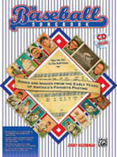 Baseball Songbook,The (Bk&CD); Silverman,Jerry (editor), ALFRED - 27917