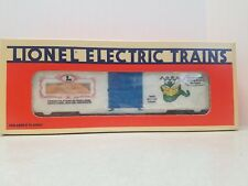 Lionel #19925 Learning Center Box Car - Interact Version