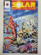 SOLAR MAN OF THE ATOM #9 (1992) VALIANT COMICS BARRY WINSOR SMITH! SHOOTER! NM