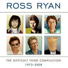 ROSS RYAN The Difficult Third Compilation 1973-2008
