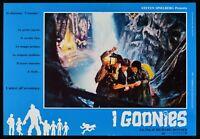 Fotobusta I Goonies Spielberg Sean Astin Josh Brolin Struzan El Y R71