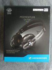 Sennheiser Momentum 2.0 On-Ear Kopfhörer iOS Apple Schwarz Neu in OVP