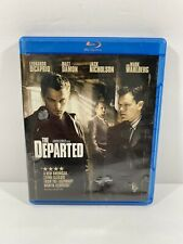 The Departed ( 2006 Blu-ray)