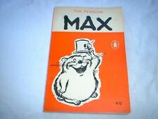MAX The Penguin 1962 Giovannetti British Paperback Cartoon Comic Book England UK