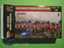 1:72 Strelets #146 Napoleon Schotten Infanterie im Angriff Highlander Soldaten