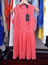 An Ode to No One Haryono Setiadi cocktail formal races pink lace dress 8 S $179