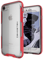 Clear iPhone SE 2020, iPhone 7, iPhone 8 Case with Slim Thin Shockproof Bumper