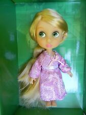 """DISNEY STORE ANIMATORS COLLECTION MINI RAPUNZEL 5""""  FROM THE FIRST EDITION SET"""