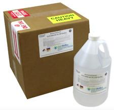 Chemworld Vegetable Glycerin USP Kosher - Soy Based - Made in USA - 4x1 Gallon