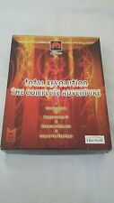 Total revolution the complete adventure, broken sword big box PC CD-ROM game