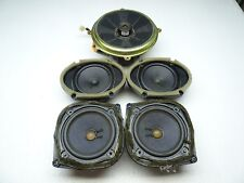 03 - 08 Mazda 6 Bose Speaker Set - Speakers - Woofer - Sub - Audio