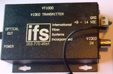 GE IFS VT1000 Video DC Transmitter****USED/WORKS****Transformer included****