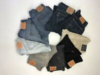 LEVI'S 559/569 RELAXED LOOSE STRAIGHT JEANS - FREE POSTAGE ALL SIZES GRADE A