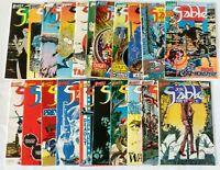 First Comics-Jon Sable Freelance #1-21-Straight Run-1983-Mike Grell