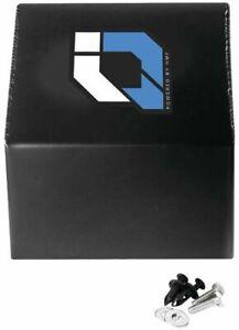 HMF Taillight Block Off Plate For Yamaha YFZ 450R 2009-2021 Black