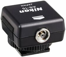 Nikon hot shoe adapter AS-15 for D3 series D2 series D1 series D700,D300 Series