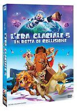 L'ERA GLACIALE 5 - In Rotta Di Collisione (DVD) ANIMAZIONE DIGITALE DREAMWORKS