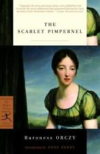 The Scarlet Pimpernel (Modern Library Classics)-ExLibrary