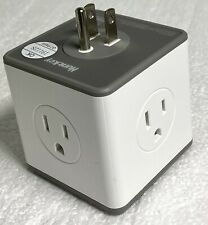 huntkey Magic outlet 4 outlets white N8