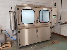 Professional DPF Cleaning Service EcoDPF machines supplier SunnyGarage