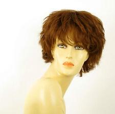 wig for women 100% natural hair blond copper NOELLE 30 PERUK